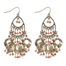 Target Beaded Chandelier Earrings: $7.99