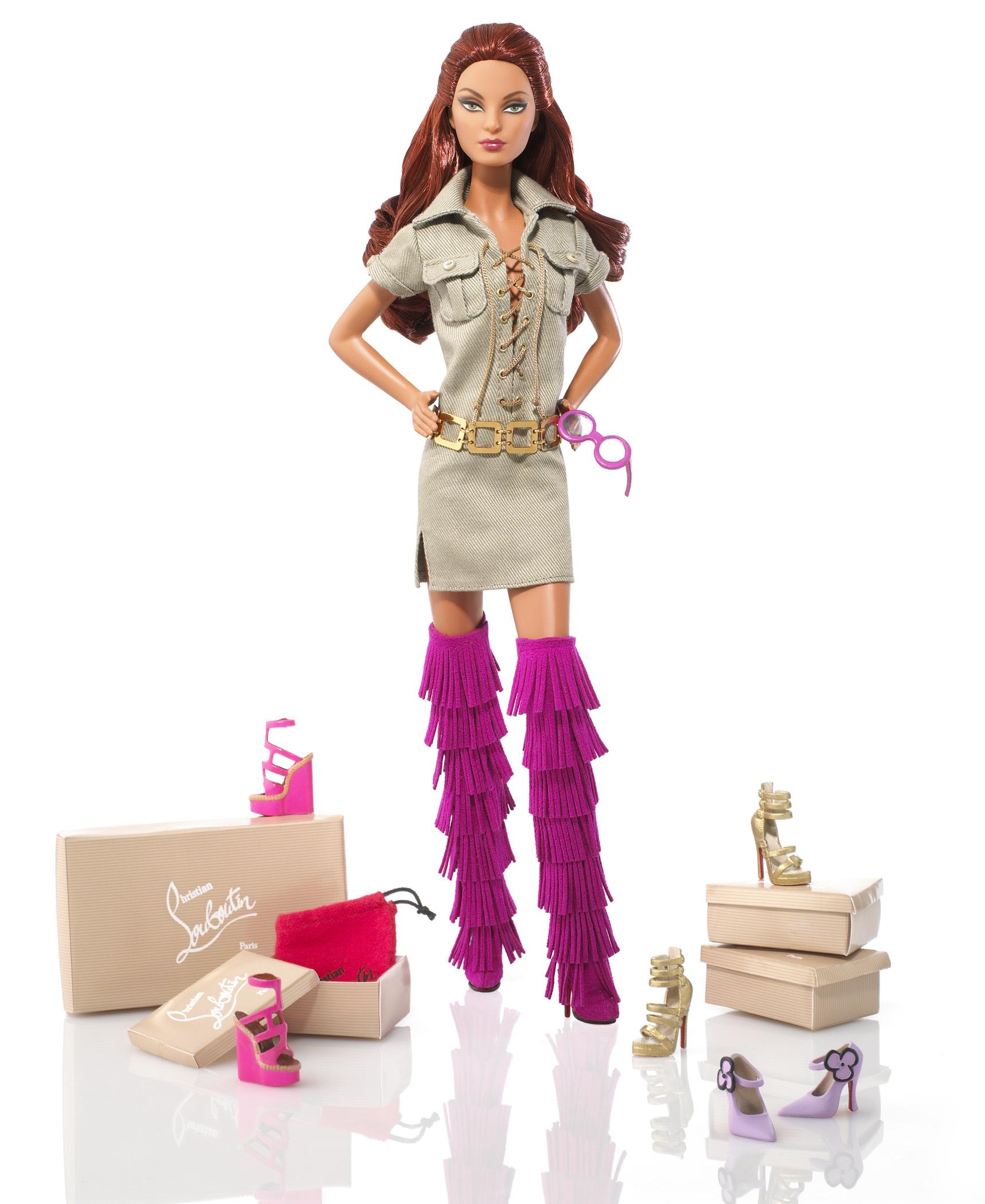 Fashion Designer Barbie Dolls Job Internship