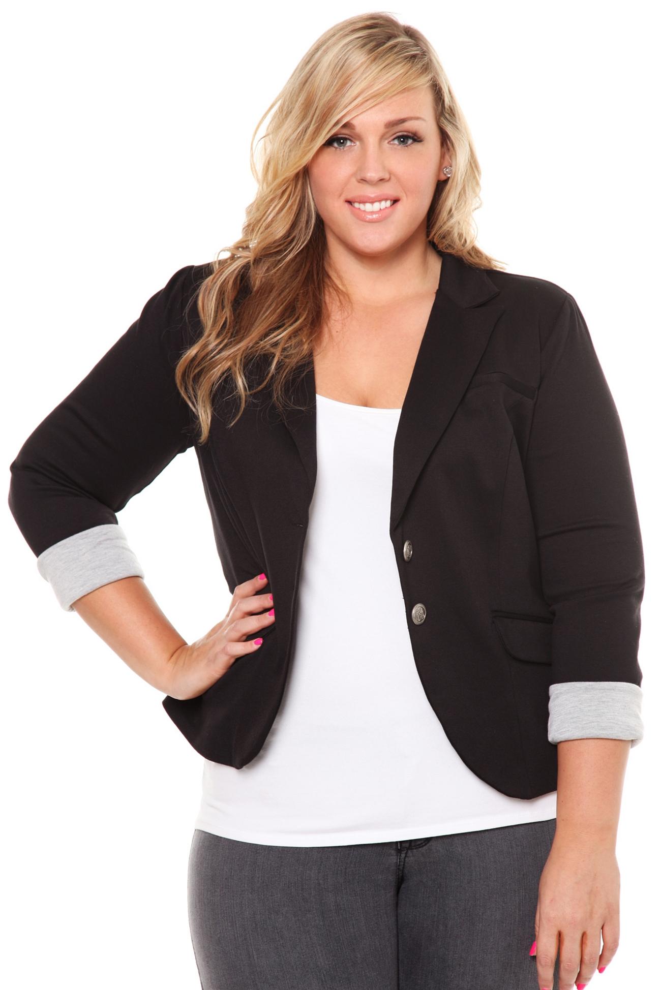 c663f5494343 Celebrity Stylist Jeni Luciani Talks Plus Size Fashion