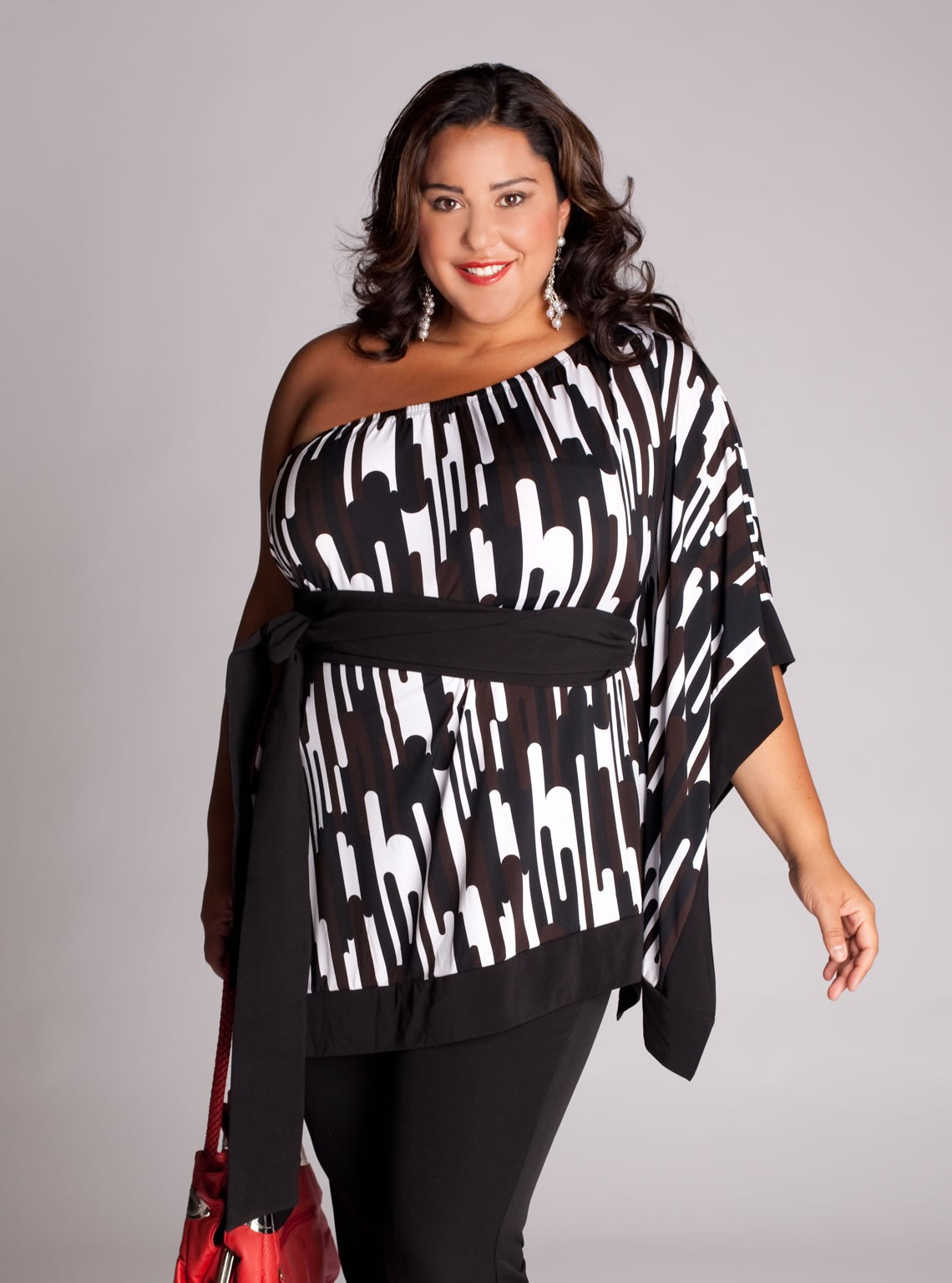 joi de vivre tunic 62 Guess who got mentioned in a great plus size fashion blog? Jessica London!