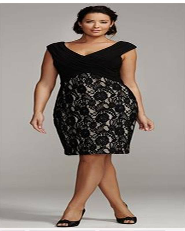 0ae38144ce1 The Plus Size Fashion Guide to Formal Wear