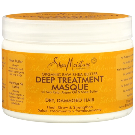 Deep Treatment Masque For Natural Hair