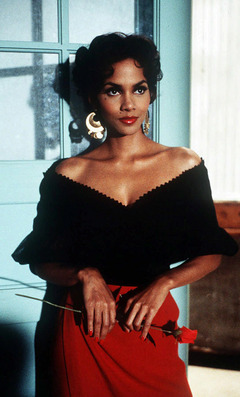 Halle Berry as Carmen Jones