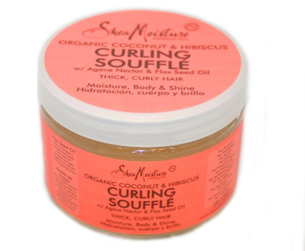 Curling Souflee from SheaMoisture