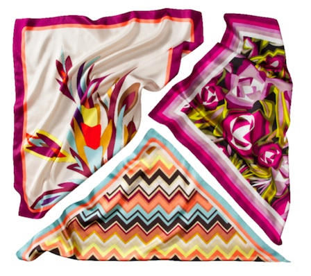 Missoni Scarves from Target