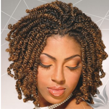 Natural Hair Twists for Women