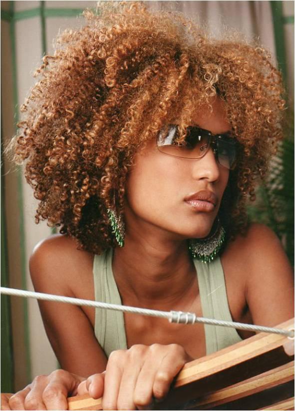 Fierce Natural Hair: Bring on the Color!Fierce Fierce