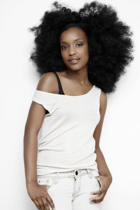 Black Natural Hair