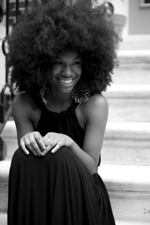 Natural Afro Natural Hair Afro