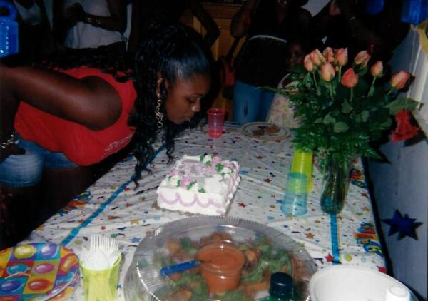My 25th birthday